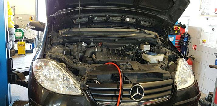Výměna oleje v automatické převodovce
