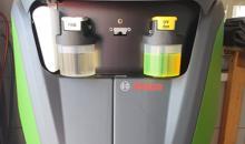 Plnění klimatizace novodobým chladivem R-1234yf (HFO-1234yf)